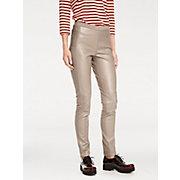 Ashley-Brooke-Pantalon-leggings-femme-a-taille-elastiquee-aspect-peau