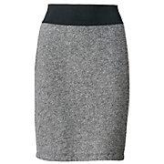 B-C-Best-Connections-Jupe-droite-en-tricot-doux-taille-elastique