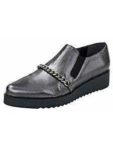 Chelsea boots à semelles épaisses et bouts pointus