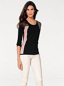 Pull-over Bodyform en tricot fin