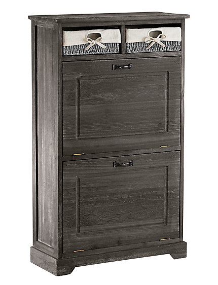 meuble chaussures helline. Black Bedroom Furniture Sets. Home Design Ideas