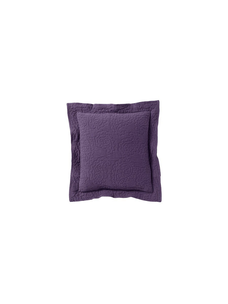Housses de coussin helline - Housse de coussin violet ...