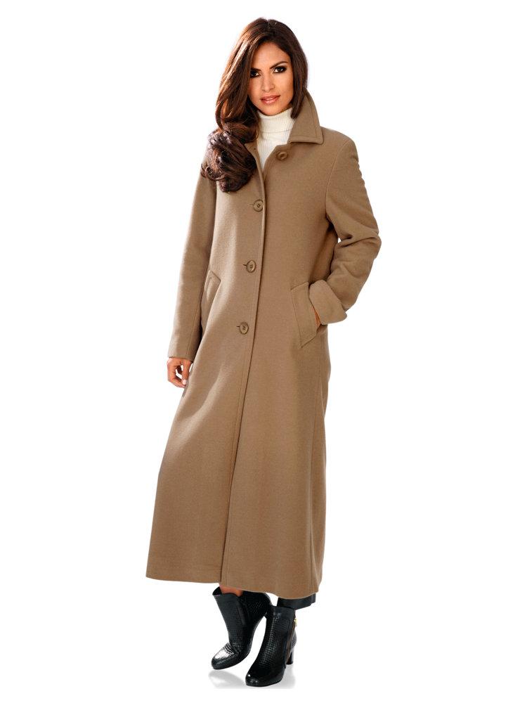 manteau oversize en laine col ch le avec ceinture. Black Bedroom Furniture Sets. Home Design Ideas