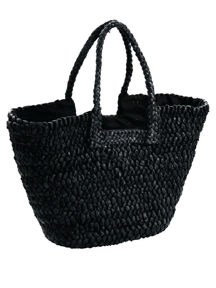 beach bag sac de plage en paille. Black Bedroom Furniture Sets. Home Design Ideas