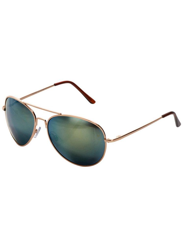 lunettes de soleil aviateur femme en m tal tendance helline. Black Bedroom Furniture Sets. Home Design Ideas
