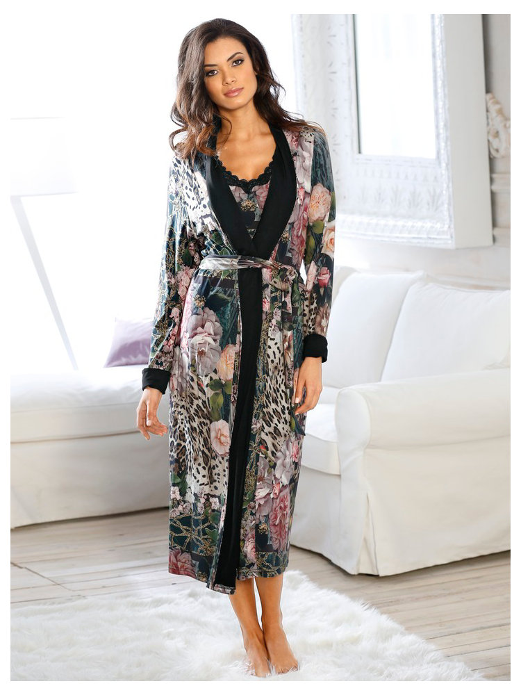 Robe de chambre femme chic