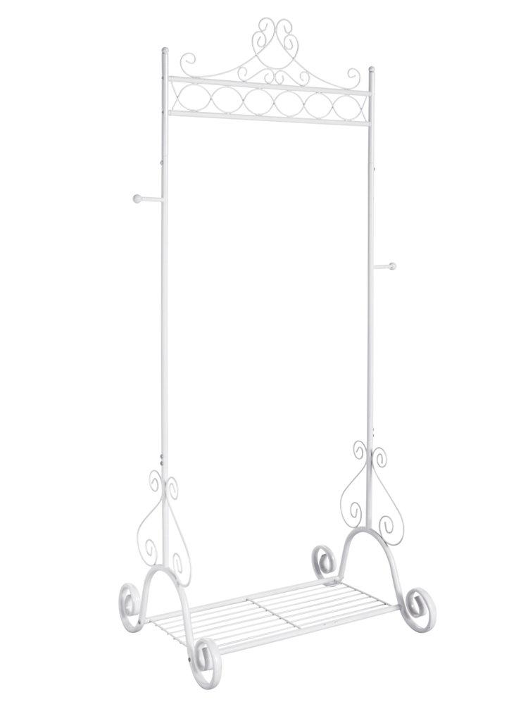 penderie sur pieds en m tal style raffin helline. Black Bedroom Furniture Sets. Home Design Ideas