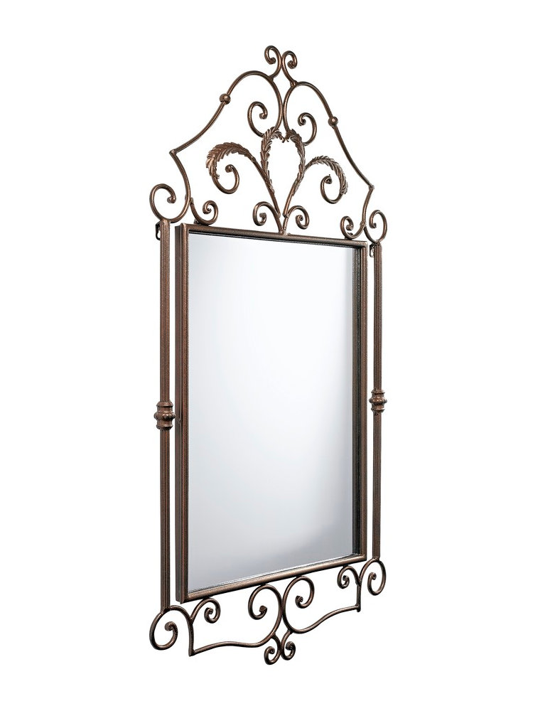 Miroirs muraux miroirs en pied helline for Miroir cadre