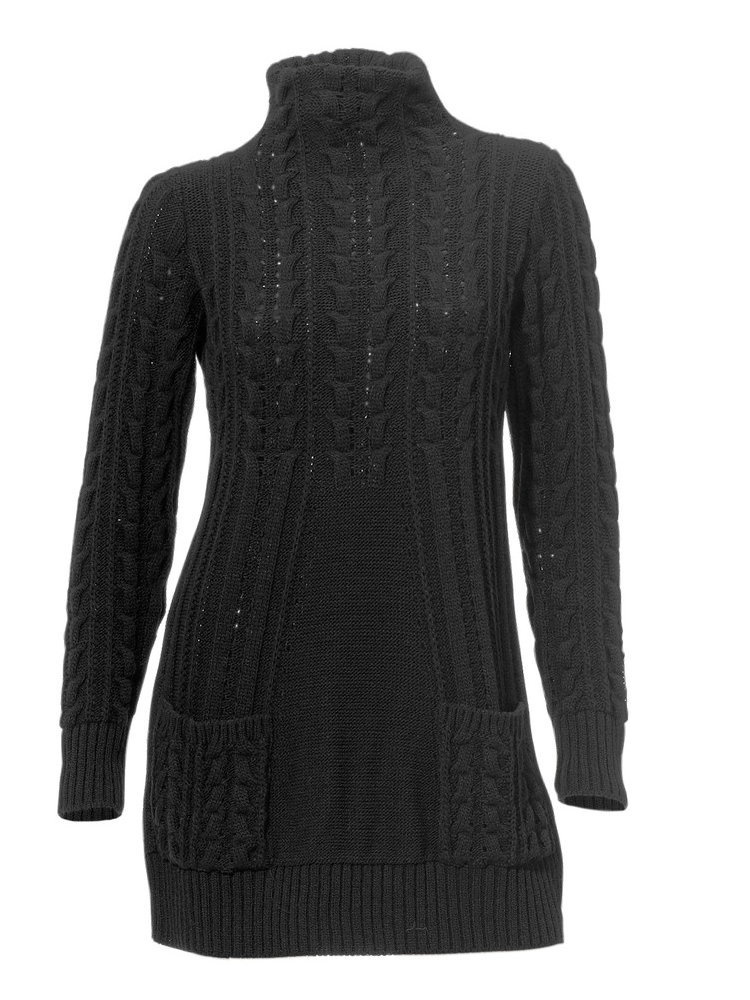 Cardigan Long Maille Femme Pull Femme Long Maille