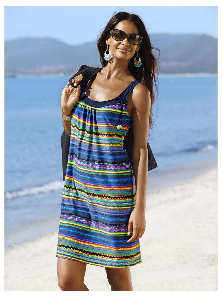 Robe la mode marque de robe de plage for Robes de mariage pour la plage