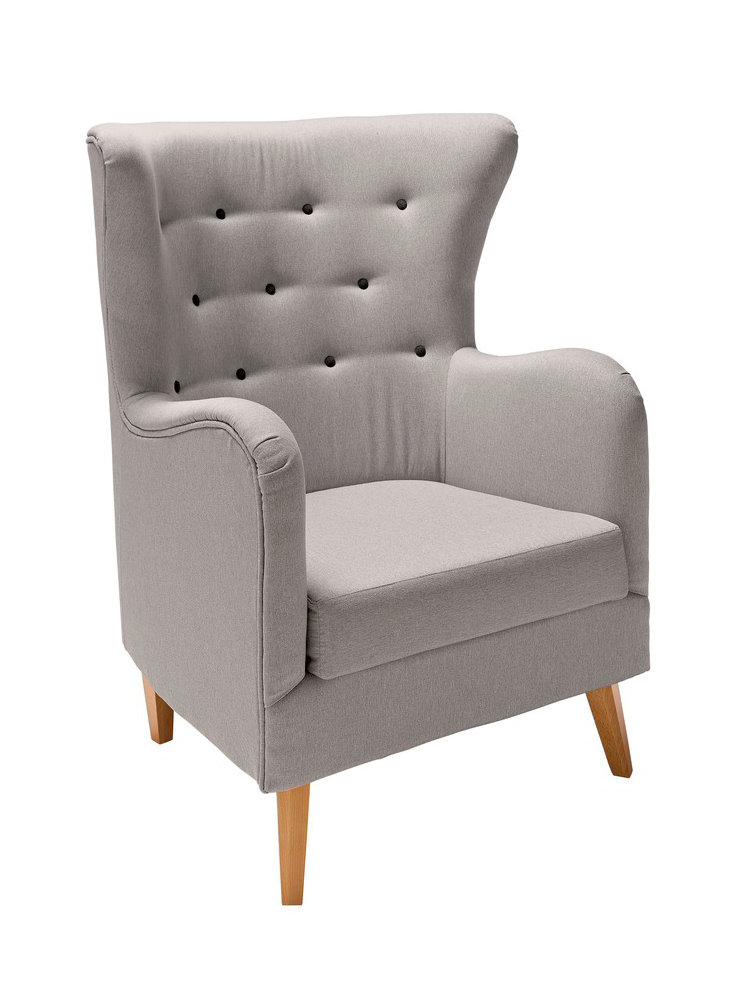fauteuil oreilles helline. Black Bedroom Furniture Sets. Home Design Ideas