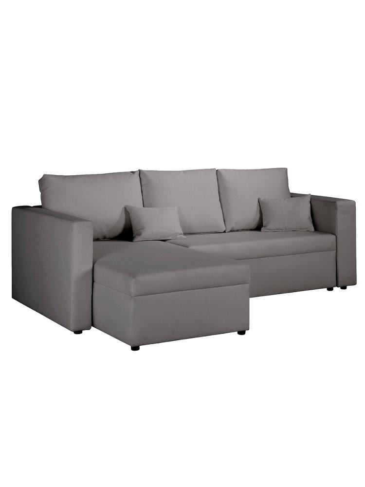 Canape d angle en tissu