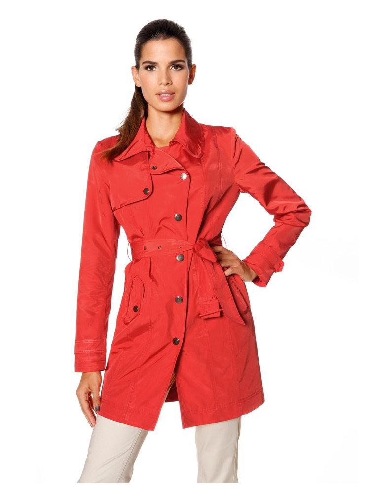 manteau femme coupe trench coat boutons helline. Black Bedroom Furniture Sets. Home Design Ideas