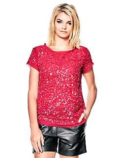 T-shirt chemisier
