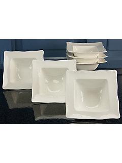 Coupelles à céréales porcelaine, »EVA« (6 pièces)