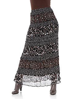 jupes courtes jupes genoux et jupes longues helline. Black Bedroom Furniture Sets. Home Design Ideas