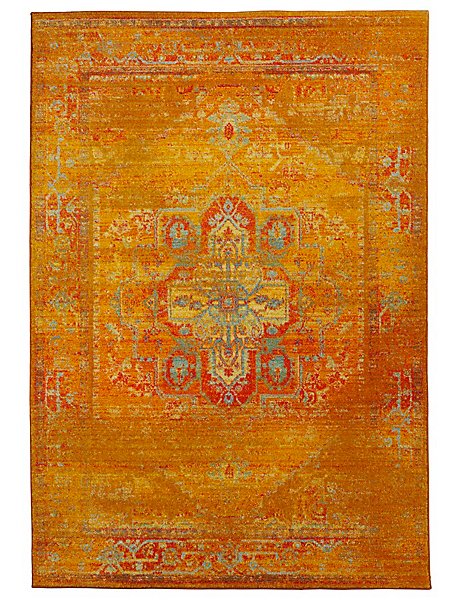 helline home - Tapis tissé à imprimé oriental, plusieurs tailles