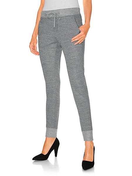 helline - Pantalon de jogging femme à taille et bas resserrés