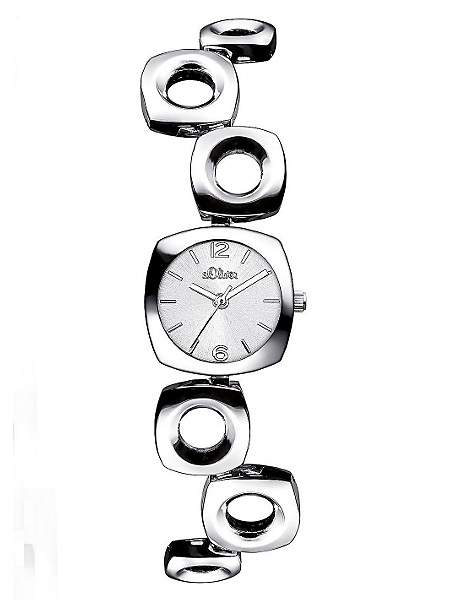 S.OLIVER RED LABEL - Montre-bracelet, s.Oliver, 'SO-3005-MQ'