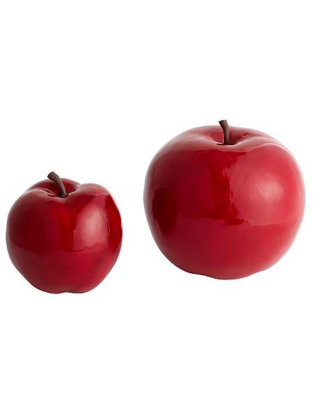 helline home - Lot : pommes décoratives(2 pièces)