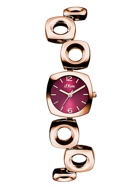 S.OLIVER RED LABEL - Montre-bracelet, s.Oliver, 'SO-3074-MQ'