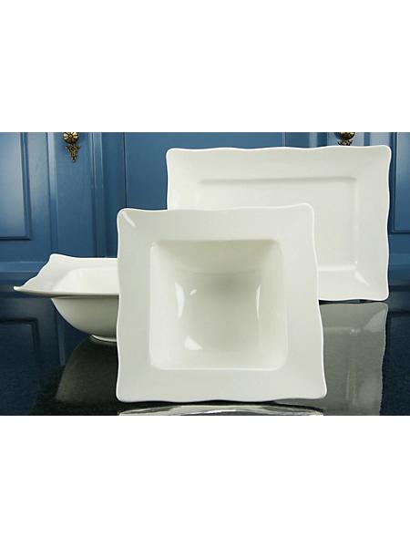 CREATABLE - Lot de service en porcelaine, »EVA« (3 pièces)