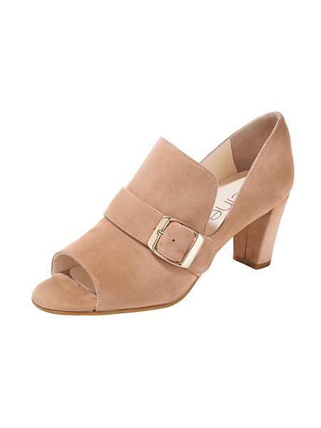 helline - Chaussures à bout ouvert à bride et talon large