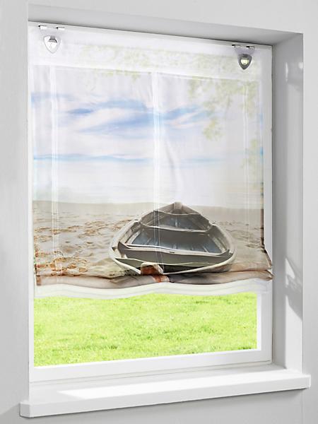 helline home - Store intérieur style bateau à imprimé photo original