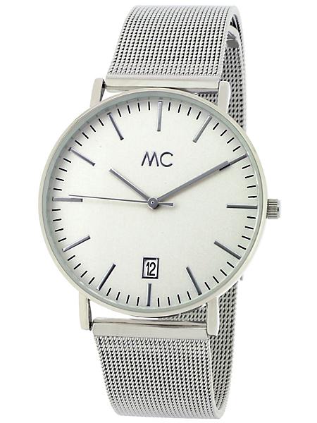 Mc - Montre-bracelet MC, avec date, »27773«