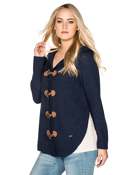 Sheego Casual - sheego Casual : Veste en tricot