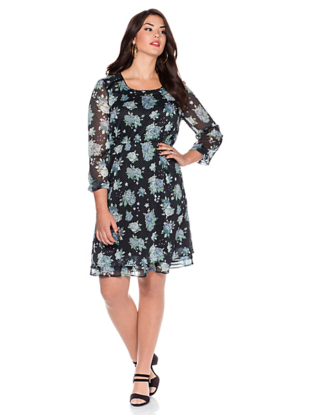 Sheego Style - Robe tunique sheego Style