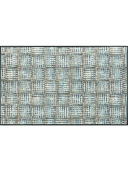 wash+dry by Kleentex - Tapis paillasson à motif graphique, style élégant
