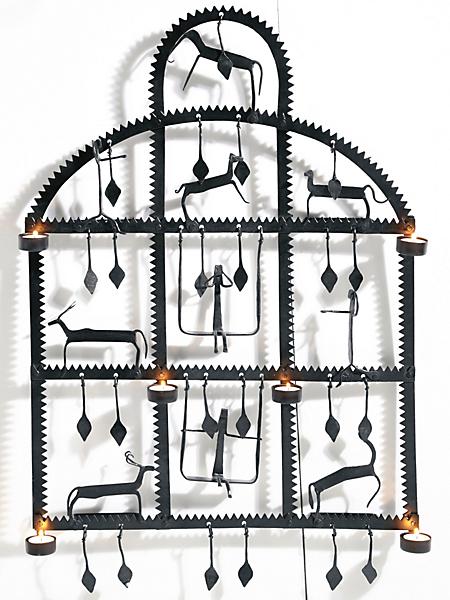 helline home - Décoration murale chandelier