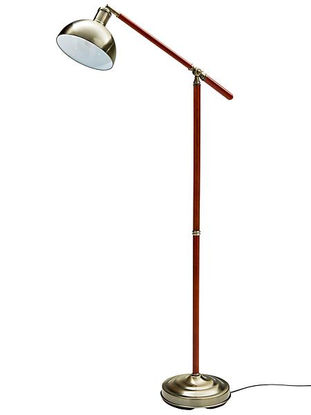 helline home - Lampadaire d'intérieur sur pied avec une articulation