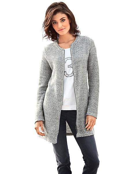 B.C. Best Connections - Manteau en tricot