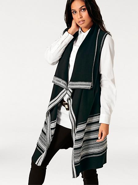 Rick Cardona - Gilet en tricot