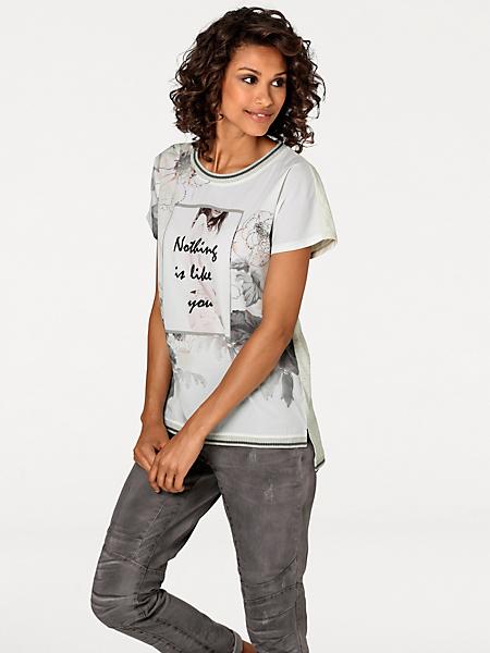 B.C. Best Connections - T-shirt imprimé