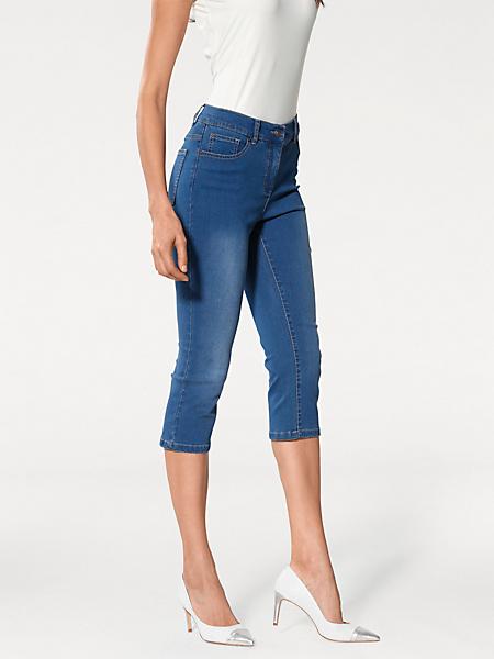 Ashley Brooke - Corsaire en jean Bodyform