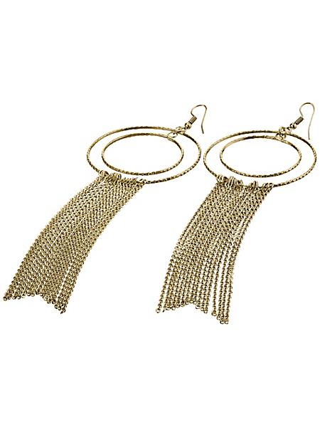 helline - Boucles d'oreilles pendantes