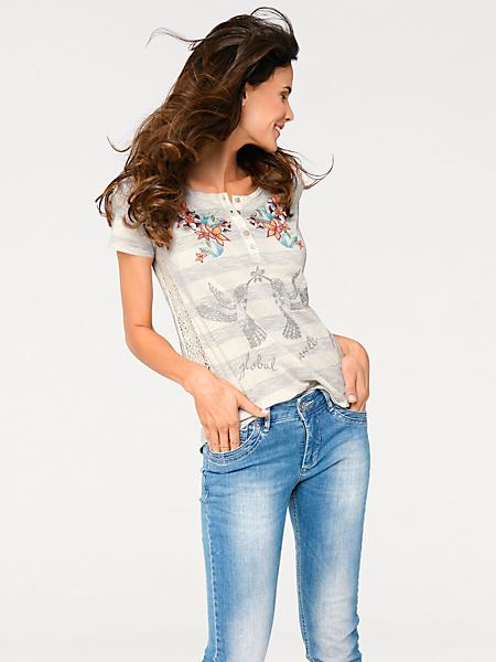 Desigual - T-shirt imprimé