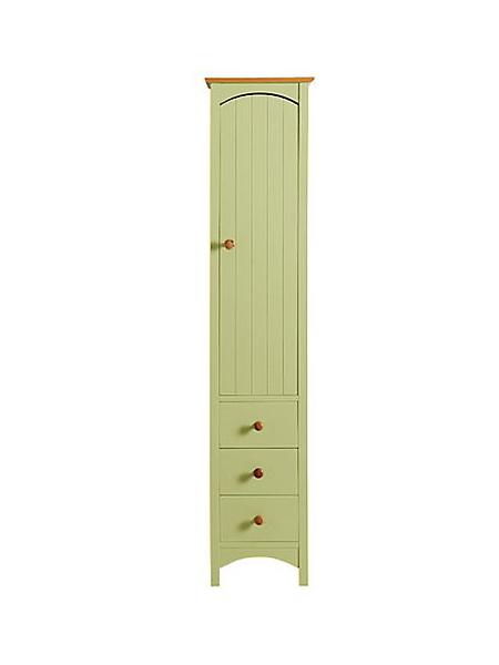 helline home - Meuble de salle de bain haut en pin massif