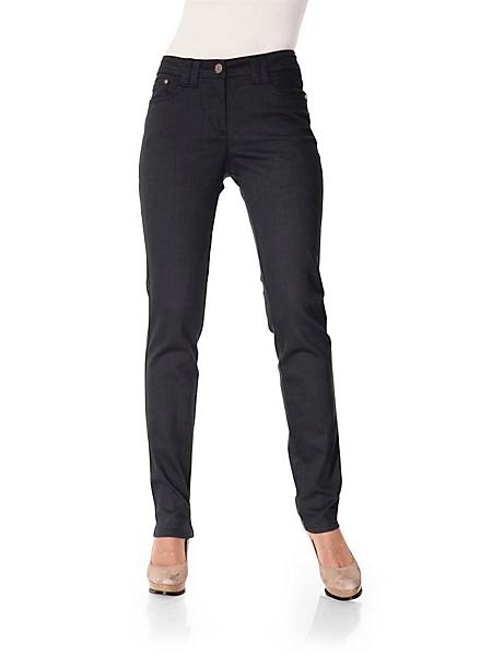 B.C. Best Connections - Pantalon jean droit effet push up tendance à 5 poches