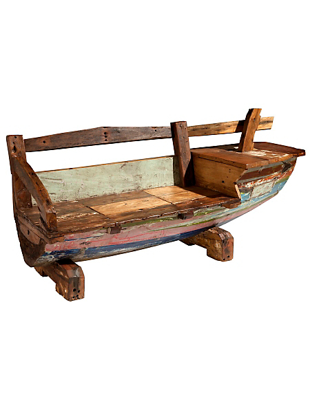 helline home - Banc 'barque'
