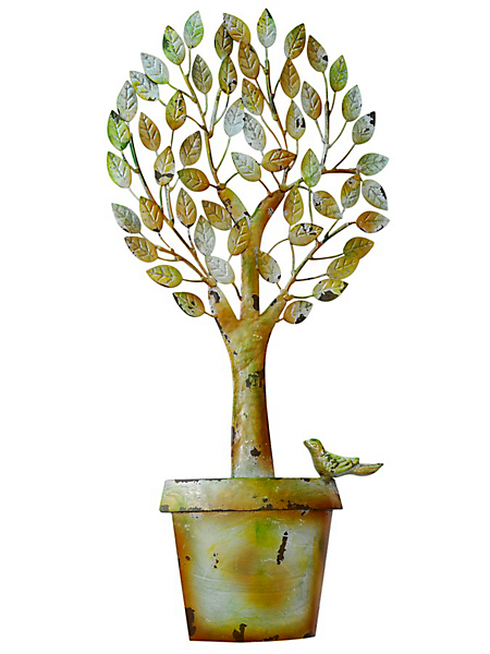 helline home - Décoration murale arbre boule