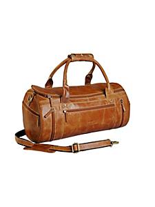 Greenburry - Petit sac de voyage élégant en cuir