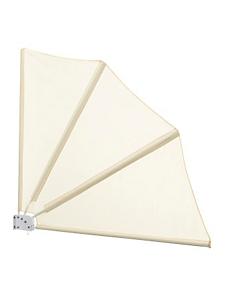 Leco - Cache vue pour balcon en tissu opaque