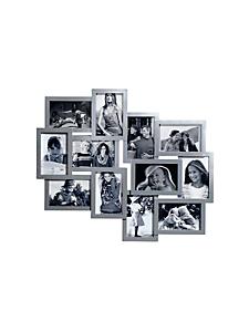 helline home - Galerie photo pêle-mêle 12 cadres à fixer
