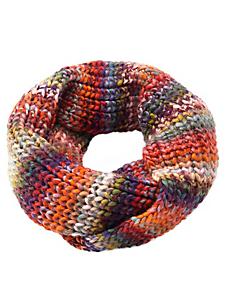helline - Foulard tube en tricot imprimé original pour femme
