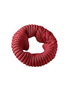 helline - Snood en tricot torsadé chaud et tendance
