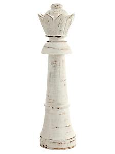 helline home - Sculpture déco artisanale en forme de pions d'échec